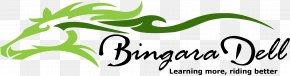 Riding Club - Leaf Logo Plant Stem Font PNG
