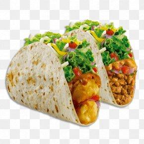 Menu - Korean Taco Burrito Street Food Fast Food PNG