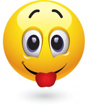 Emoticon Stick Tongue Out - Smiley Emoticon Happiness Clip Art PNG