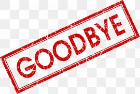 Goodbye Transparent - Icon Clip Art PNG