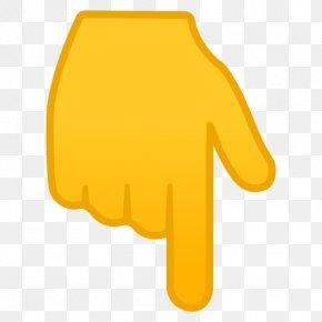 Emoji - Emoji Digit Finger PNG