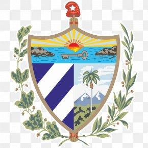 Symbol - National Symbols Of Cuba Coat Of Arms Of Cuba National Emblem PNG