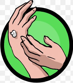 Massage Hands Cliparts - Blog Definition Clip Art PNG
