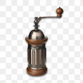 Hand Coffee Mill - Coffeemaker Cafe Burr Mill Coffee Bean PNG