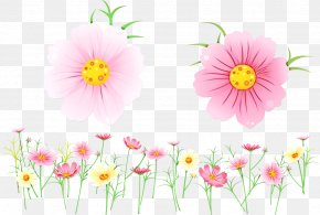 Cut Flowers Floral Design - Floral Design PNG
