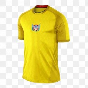 T-shirt - 2018 FIFA World Cup Brazil National Football Team T-shirt Brazil Women's National Football Team FIFA Women's World Cup PNG