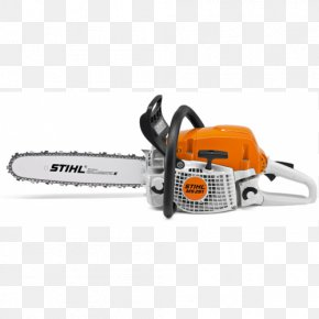 Chainsaw - Stihl Chainsaw Pruning PNG