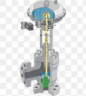 Control Valves - Control Valves Globe Valve Angle Seat Piston Valve Valve Actuator PNG