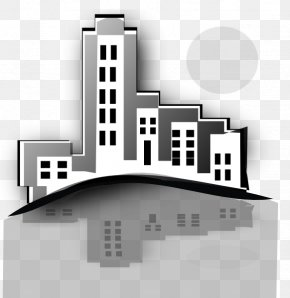 Property Cliparts - Real Estate Commercial Property Commercial Building Clip Art PNG
