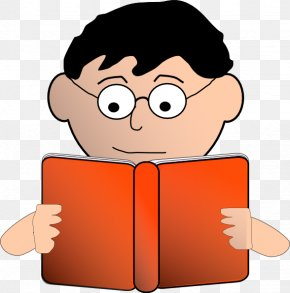 Pictures Of A Child Reading - Reading Pictures Clip Art PNG