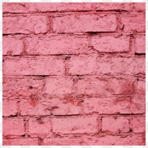 Red Brick Wall Background Vector - Brick Wall Decal PNG