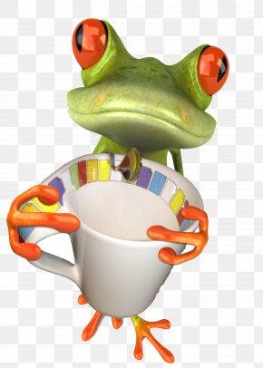 Frog - Edible Frog 3D Computer Graphics Desktop Wallpaper Clip Art PNG
