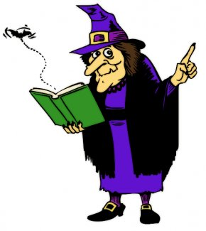 School Halloween Cliparts - Witchcraft Free Content Clip Art PNG
