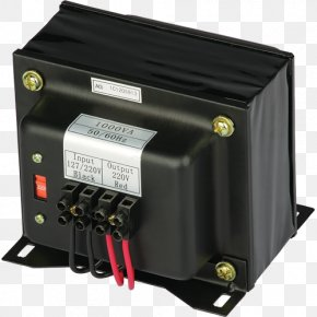 Power Transformer - Current Transformer Electronic Component Power Converters Electronics PNG