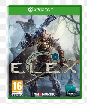 Xbox - ELEX The Surge Xbox One Video Game PlayStation 4 PNG