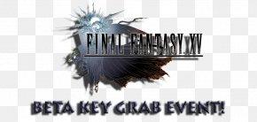 Fabula Nova Crystallis Final Fantasy - Final Fantasy XV PlayStation 4 Logo Brand PNG