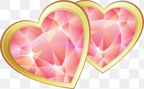 Heart Pattern - Valentine's Day Heart Image Love Portable Network Graphics PNG