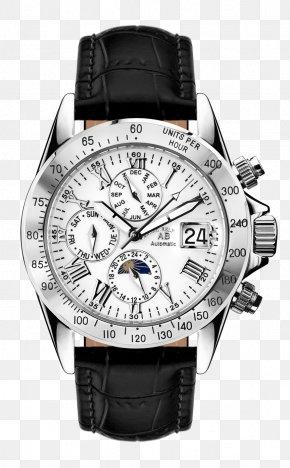 Watch - Belfort Automatic Watch Clock Bracelet PNG