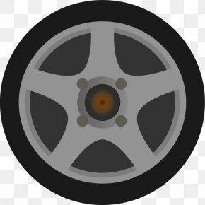 Wheel - Car Rim Wheel Tire Clip Art PNG
