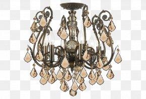 Candle Chandelier - Lighting Light Fixture Chandelier Sconce Ceiling Fan PNG