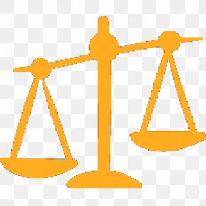 Lawyer - Measuring Scales Judge Justice Clip Art PNG