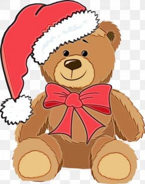 Toy Stuffed Toy - Teddy Bear PNG