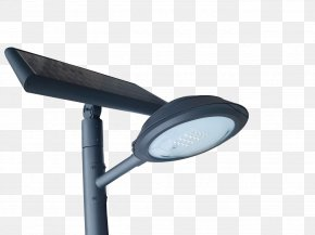Street Light - Street Light Solar Energy Light-emitting Diode PNG