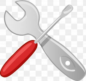 Screwdriver - Spanners Tool Adjustable Spanner Pipe Wrench Clip Art PNG