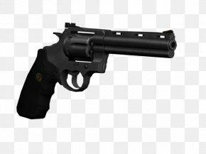 Handgun - Revolver Trigger Firearm Gun Colt Python PNG