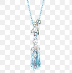 Turquoise Necklace - Necklace Turquoise Blue PNG