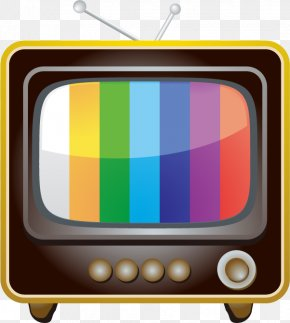 Vector Tv Icons - Television Channel Mobile Television Stock Illustration PNG