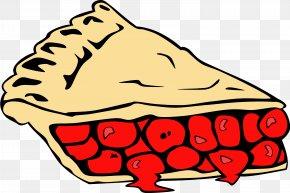 Pie Throwing Cliparts - Ice Cream Apple Pie Cherry Pie Clip Art PNG