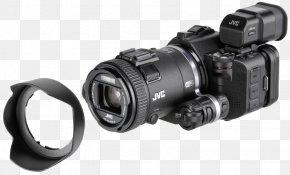 Camera Lens - Digital SLR Video Cameras Camera Lens JVC GC-PX100 PNG