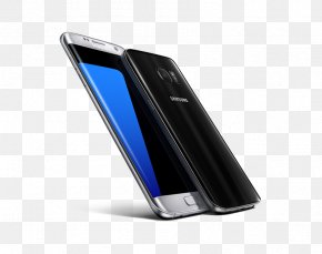 Galaxy - Samsung GALAXY S7 Edge Samsung Galaxy S8 LG G5 Mobile World Congress Handheld Devices PNG