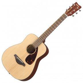 Acoustic Guitar - Steel-string Acoustic Guitar Sunburst Gig Bag PNG