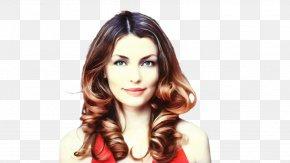 Eyelash Artificial Hair Integrations - Woman Face PNG