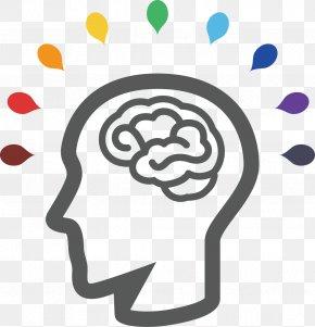 Brain Human Brain - Cerebrum Human Brain Euclidean Vector PNG
