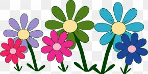 Flower Art - Flower Drawing Clip Art PNG