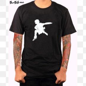T-shirt - T-shirt Sleeve Clothing Dress PNG