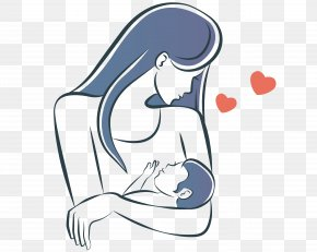 Vector Mom - Mother Infant Child Illustration PNG