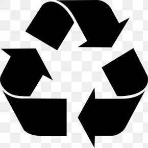 Paper Icon Cliparts - Recycling Symbol Recycling Bin Waste Container Clip Art PNG