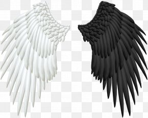 Wings - Angel Wing Clip Art PNG