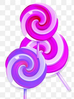 Purple And Pink Swirl Lollipop - Lollipop Swirl: The Tap Dot Arcader Pink Purple PNG