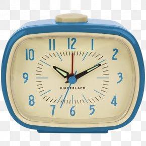 Blue Alarm Clock - Nightstand Alarm Clock Table Amazon.com PNG