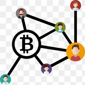 Bitcoin - Blockchain Cryptocurrency Distributed Ledger EOS.IO Ethereum PNG