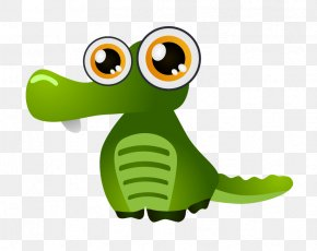 Crocodile - Crocodile Cartoon Animal PNG