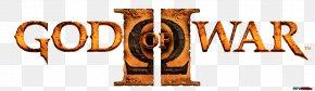 God Of War - God Of War II God Of War: Betrayal PlayStation 2 Font PNG