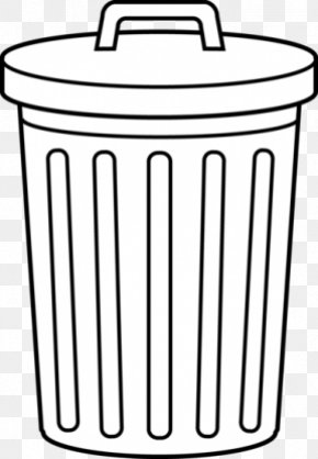 Trash Container Cliparts - Waste Container Recycling Bin Clip Art PNG