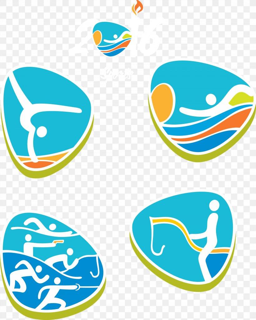 2016 Summer Olympics Rio De Janeiro Sport Clip Art, PNG, 2296x2872px, Rio De Janeiro, Aqua, Area, Artistic Gymnastics, Bandeira Olxedmpica Download Free