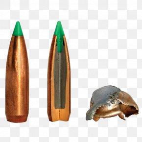 Ammunition - .30-06 Springfield Plastic-tipped Bullet Ammunition Nosler PNG